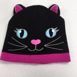 Accessories - Cat Knit Hat